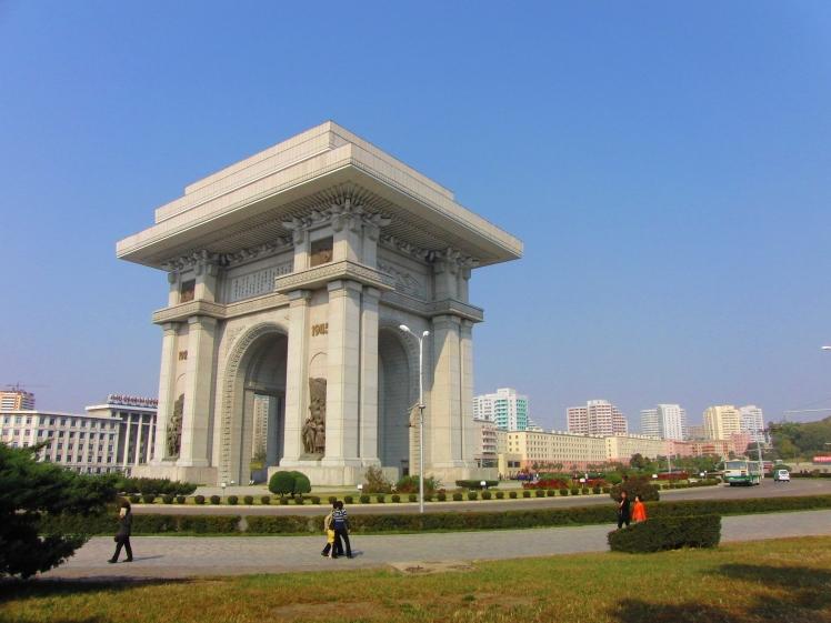 Arc de Triomph van Pyongyang