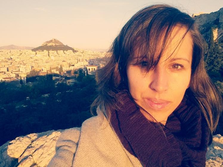 Bij de Acropolis