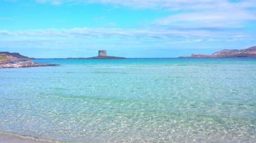 Spiaggia La Pelosa bij Stintino