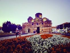Pantokrator kerk Nessebar