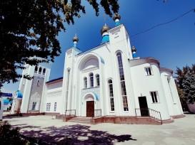 Russisch-orthodoxe kerk Bishkek