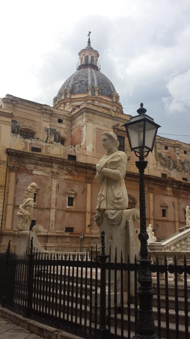 Piazza Pretoria Palermo