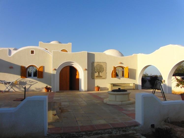 Djerba Tunesie paardrijden
